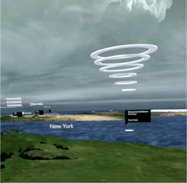 Swiss Re – Natural Catastrophes Virtual Reality